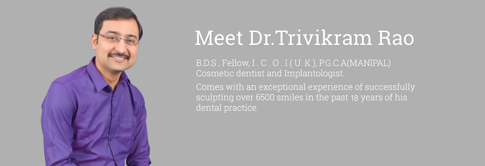 Best Dentist in Bangalore