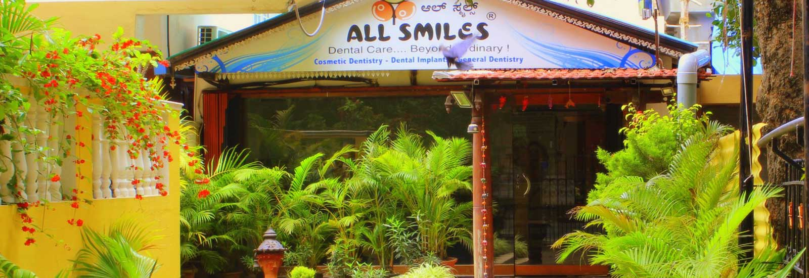 Dental implant center bangalore